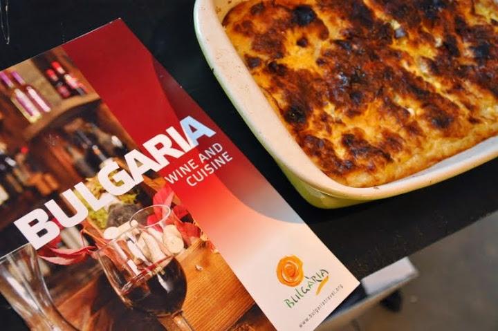Sofia cooking tour